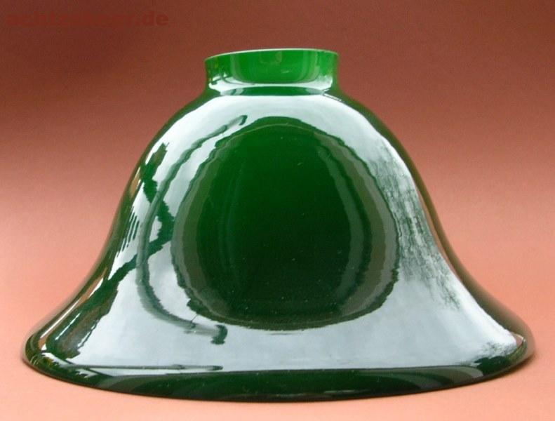 Lampenschirm Aus Glas In Grun 11 X 18 5 Cm Www Achtzehner De