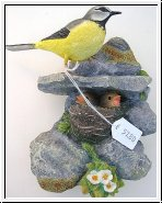 Studio Birds, Border Fine Arts - Yellow Wagtail 16 cm