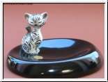 Zebra Kitty Schale Kitty de luxe 7 x 14 cm
