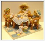 Mimi,Darcie and Misty von Cherished Teddies 9 cm