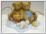 Owen and Jared von Cherished Teddies 6,5 cm