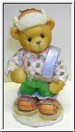Preston von Cherished Teddies 9 cm