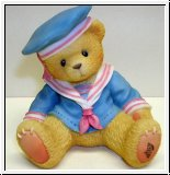 Marty Der Matrose von Cherished Teddies 7 cm