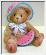 July von Cherished Teddies 7 cm