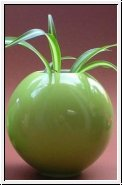 Green Ball Vase von Goebel 10 cm