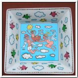 James Rizzi Schale From the Angels Above 16 cm