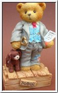 Mayor Wilson T. Beary Cherished Teddies 11 cm