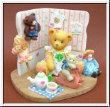 Mary Jane im Kinderzimmer Cherished Teddies 10 x 12,5 cm
