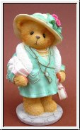 Tante Eleanor P. Beary Cherished Teddies 9,5 cm