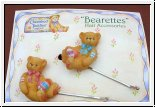 Hair Accessories Haarklemmen Set Cherished Teddies
