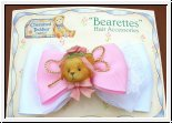 Hair Accessories Haarspange Rosa Cherished Teddies 9 cm