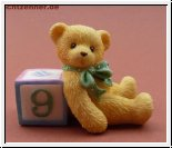 Hausbau, Good Luck in your new Home Cherished Teddies 5 cm
