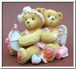 Liebesengel, Aiming for your Heart, Cherished Teddies 6,5 cm