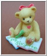 Forgive Me, Vergib mir Minnibär Cherished Teddies 5 cm
