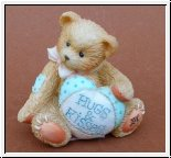 Hugs & Kisses, Umarmungen & Küsse Cherished Teddies 4 cm