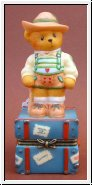 Germany Deutschland Franz Dose Cherished Teddies 10,5 cm